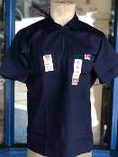 Navy Ben Davis Short Sleeve Shirt