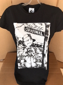 "Women's ""Keep It Original"" by Raul Rodriguez T-Shirt Black"