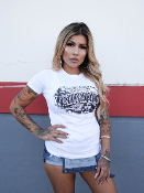 "Women's ""The Last Original Clothing Store"" by OGS T-Shirt White"