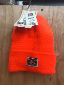 Ben Davis Acrylic Beanie Orange