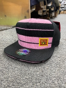 FB County Charlie Brown Cap Black/Pink