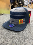 FB County Charlie Brown Cap Navy/Gray